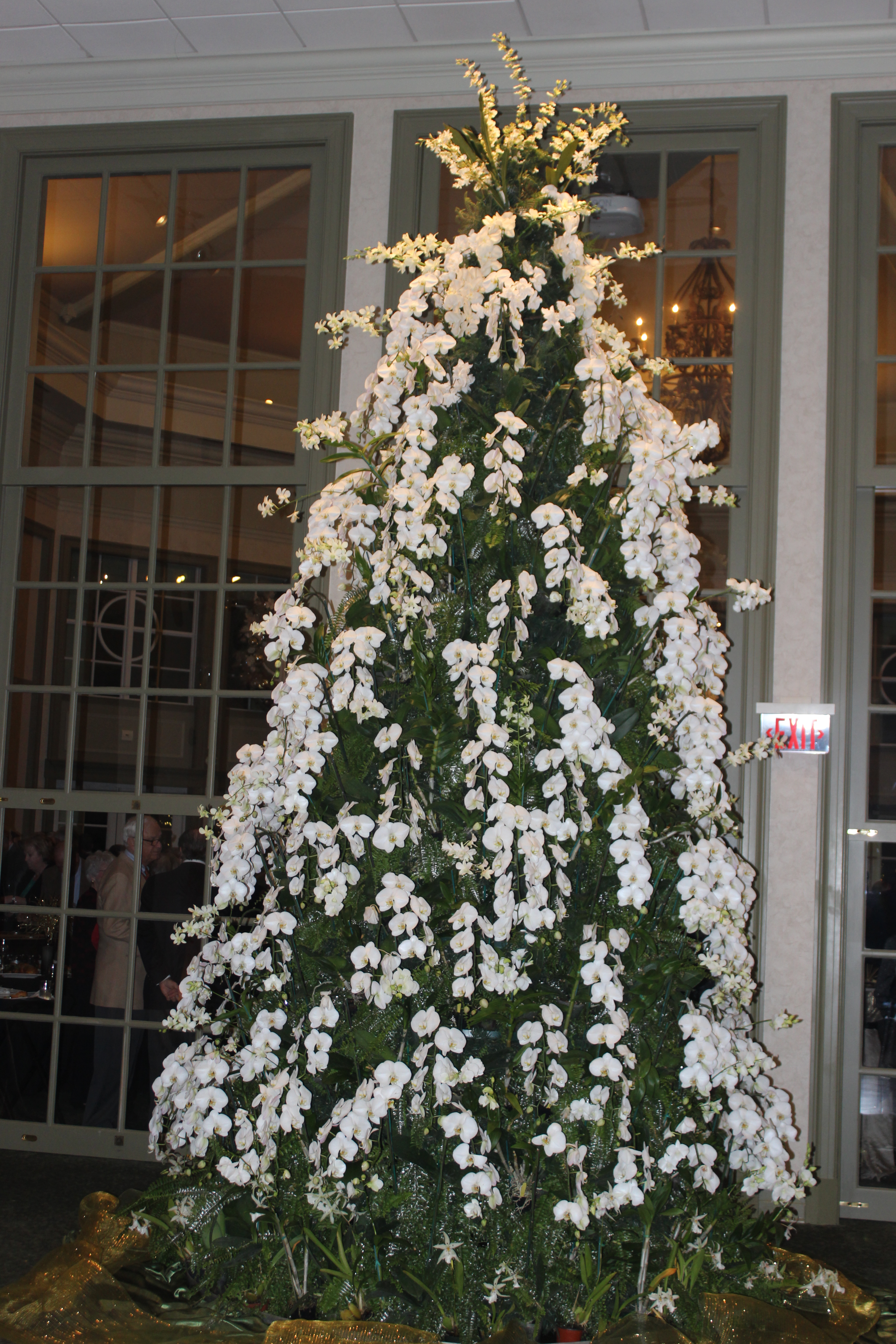 Orchid Christmas Tree.Orchid Ornaments Floweralley